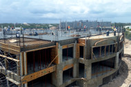 Construction Progress Photo - June 2014